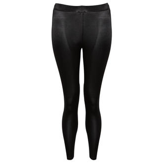View Item Black High Shine Leggings